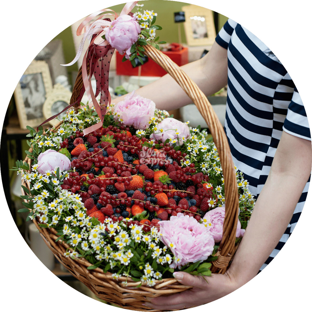 Букет «Flora Express» Идеальное Лето фото